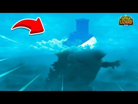 What REALLY HAPPENED at POLAR PEAK?!! - Fortnite *SEASON 9*
