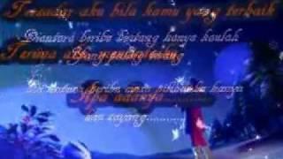 hello band~~ diantara bintang(lirik).flv
