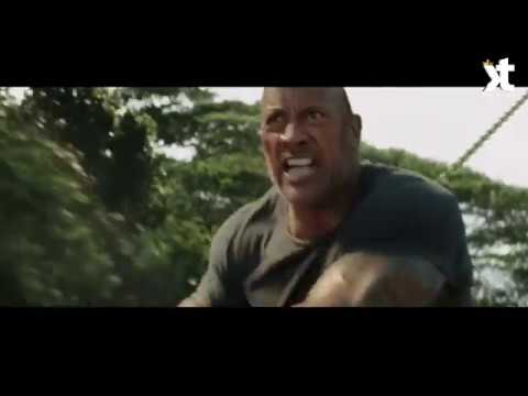 Fast & Furious Hobbs And Shaw - Helicopter Scene