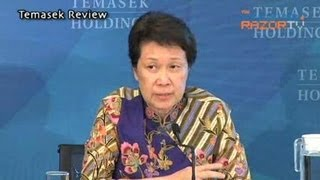 Video Q&A with Ho Ching (Temasek Review Pt 7) MP3, 3GP, MP4, WEBM, AVI, FLV Februari 2019