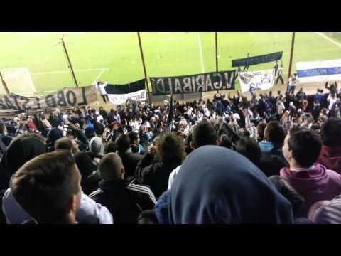Hinchada Gimnasia y Esgrima La Plata - La Banda de Fierro 22 - Gimnasia y Esgrima