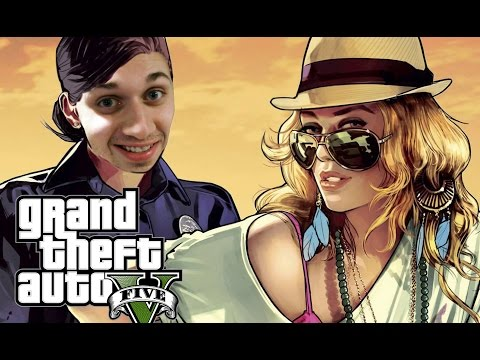 """Speed Dating!! """"GTA V Funny Moments"""""""