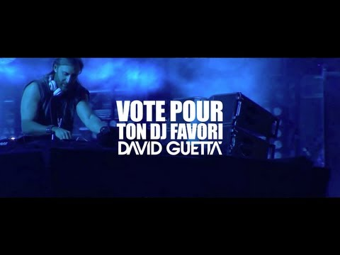 VOTE pour David Guetta @ DJ Mag TOP100 Djs