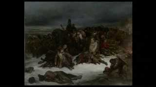 Lecture 9, Find The Hero: Ary Scheffer's The Retreat Of Napoleon's Army From Russia In 1812 (1826)