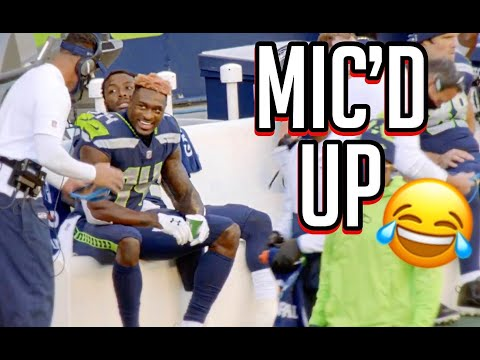"""NFL Funniest """"Mic'd Up"""" Moments of the 2020-2021 Season 