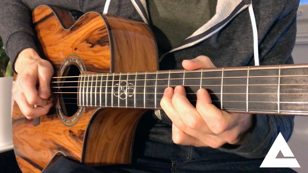 Fade To Black Solo – Metallica – Acoustic Guitar Cover