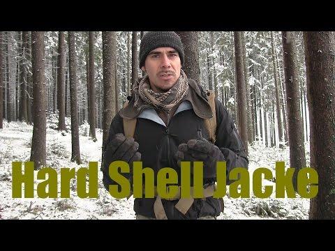 Hard Shell TAD Tactical - wasserdichte Jacke | Outdoor AusrüstungTV
