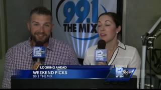 Milwaukee Firkin Fest is happening Saturday at Cathedral Square Park in downtown Milwaukee.Subscribe to WISN on YouTube for more: http://bit.ly/1emE5YXGet more Milwaukee news: http://www.wisn.com/Like us: http://www.facebook.com/wisn12Follow us: http://twitter.com/WISN12News