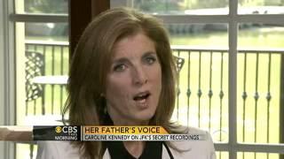 Video Caroline Kennedy on JFK's secret recordings MP3, 3GP, MP4, WEBM, AVI, FLV Juni 2018