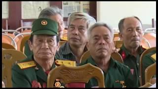 Đại hội Hội Nạn nhân chất độc da cam phường Thanh Sơn