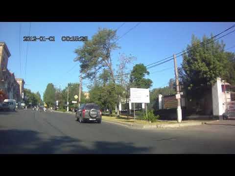 ДТП  с мотоциклистом в Донецке на улице Куприна