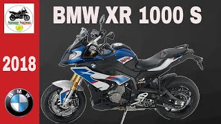 2. BMW S 1000 XR NEW COLOR 2018