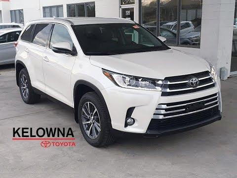 New 2019 Toyota Highlander XLE I Premium Paint