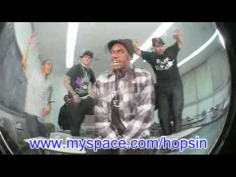Behind the scenes of Hopsin's Motherfucker video