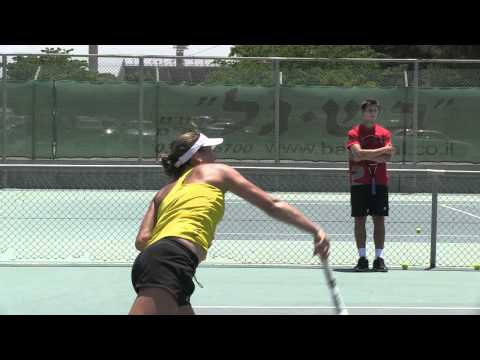 Shahar Peer - 2012 Israeli Olympic Tennis hopeful