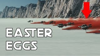 Video 15 Things You May Have Missed in Star Wars: The Last Jedi MP3, 3GP, MP4, WEBM, AVI, FLV Desember 2017
