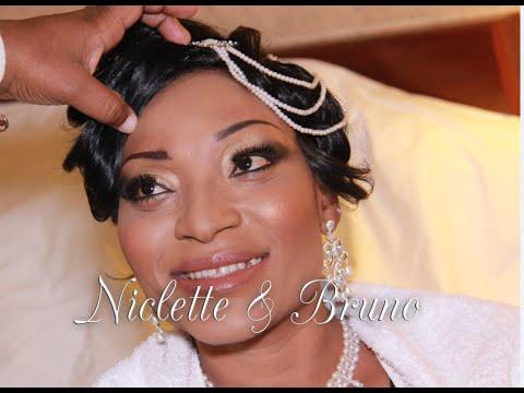 DVX: Congolese Wedding – Niclette & Bruno (Toronto / Canada)