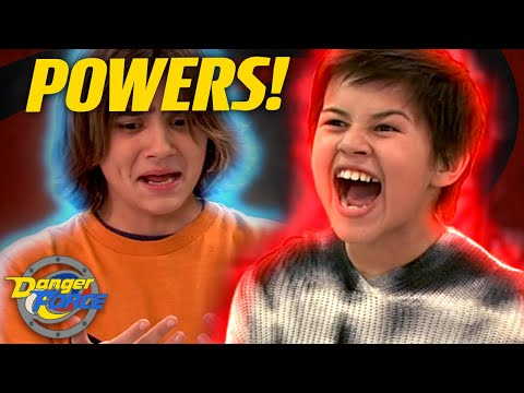 EVERY Time Danger Force Uses Their Powers💥 | Danger Force