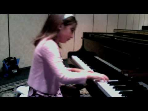 composer - Check out my little friend, Emily Bear. She just turned 7 years old, and has already won an ASCAP Award for composing. She was on her way to the Ellen show, ...