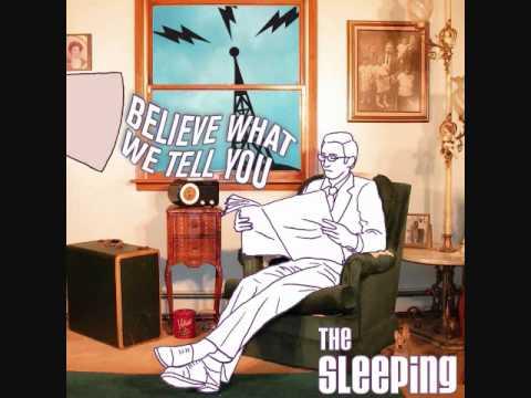 Tekst piosenki The Sleeping - Stayin' Alive po polsku