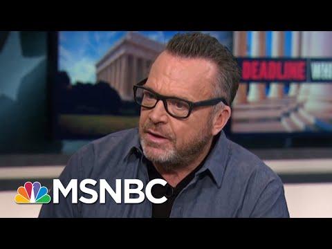 Tom Arnold: 'President Donald Trump Is An Illegitimate President' | Deadline | MSNBC