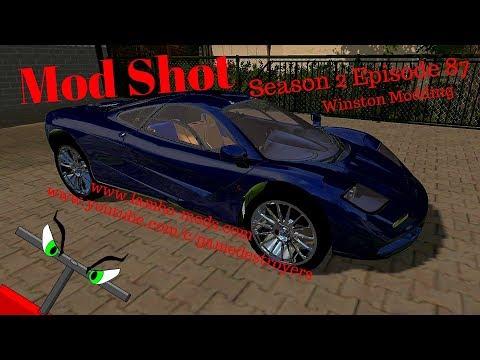 Mclaren F1 Super Car v1.0