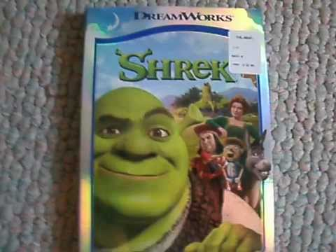 Shrek (1) - DVD Unboxing