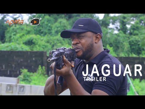 Odunlade Adekola And Murphy Afolabi In A Brutal Attack - Jaguar Yoruba Movie