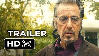 Manglehorn Official Trailer 1 2015  Al Pacino Holly Hunter Movie HD