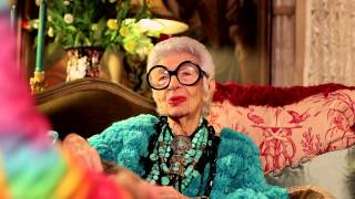 Iris Apfel&Ari Seth Cohen - Drug of Choice