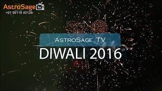 Diwali 2016 Dates