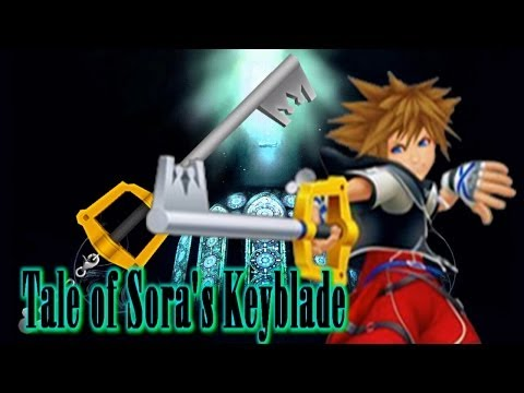 keyblade - Hey guys! HMK back with new Kingdom Hearts video! This time we explore the Tale of Sora Keyblade and the origin of his acquisition of the sword! Join HMK wit...