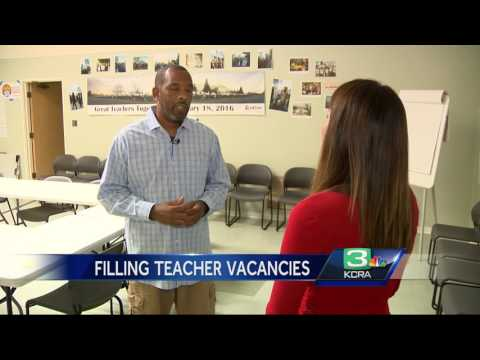 Why substitute teachers are in high demand in California