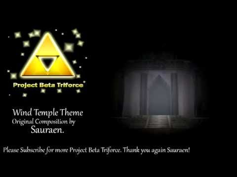 Zelda PBT OST:  Wind Temple Theme