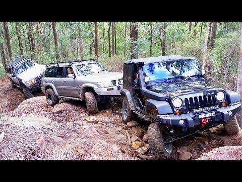 Jeep vs Nissan vs Toyota @ Ultratune Ourimbah