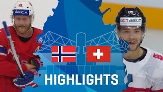 Норвегия - Швейцария 0-3