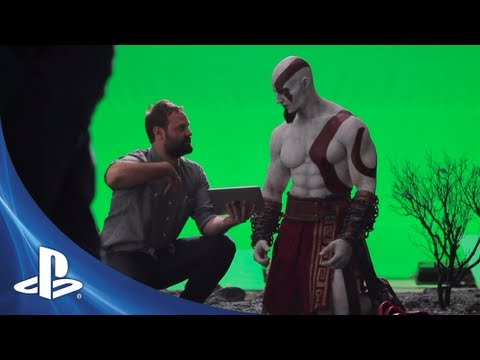 BTS - Go behind the scenes to see the process of bringing Kratos, from the hit PlayStation-exclusive franchise God of War, to life in the