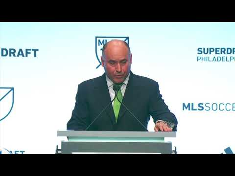 Video: Seattle Sounders FC selects Markus Fjortoft with 45th pick in MLS SuperDraft
