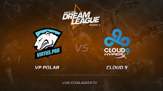VP.Polar vs Cloud9, game 1