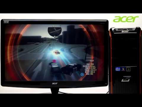 Acer Predator G3600 und G3610 Desktop Gaming PC