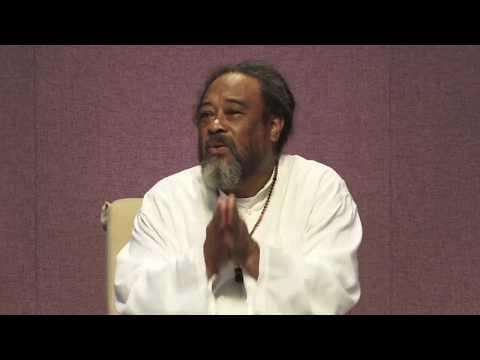 Mooji Video: A Simple & Quick Exercise to Return to Peace