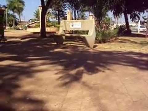 Skate Freestyle (Manobras em Guaira SP)