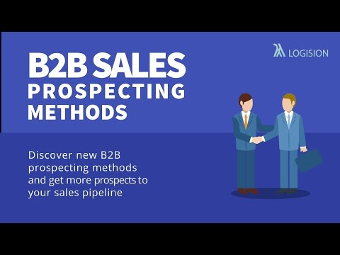 How to Find New Clients | Sales Prospecting Methods