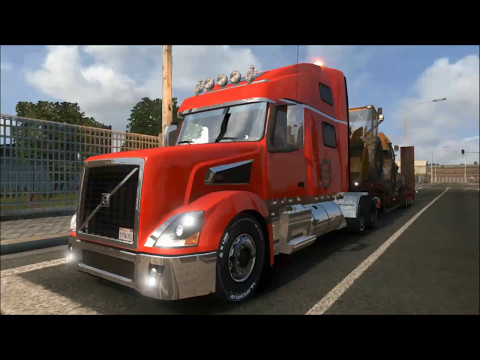 VNL Truck Shop v1.3 only 1.27 + Templates