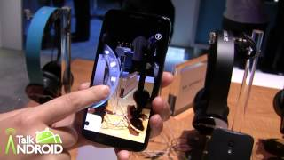 Hands On With The Moto X By Motorola