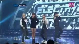 Download Lagu [ 111117 ] Electroboyz ft. Hyorin (SISTAR) - Ma boy 2. Mp3