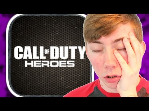 Duty - My wristband things » http://lonnie.me/merch Lonnie plays Call of Duty®: Heroes (iPhone Gameplay Video) This is part 1 of my video game commentary playthrough / walkthrough series of