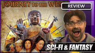 Journey to the West: Conquering the Demons - Movie Review (2013)