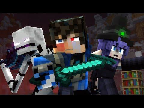 """Wishing Dead"" - A Minecraft Music Video ♪"