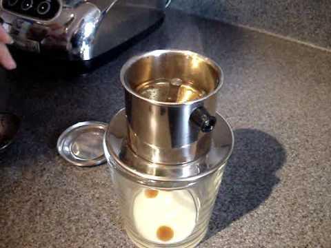 Kona Vietnam Style Coffee Maker Set